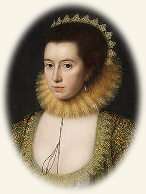 Lady Anne Clifford owner of Appleby Castle