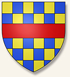 The Clifford family's coat of Arms
